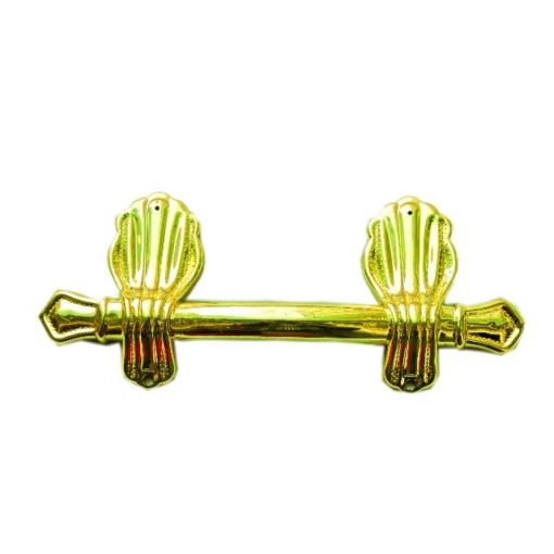 cremation handle for coffin and casket